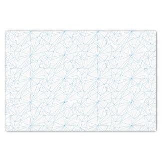 Sort of Geometry Outline Tissue Paper