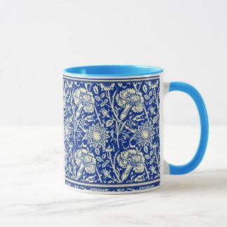 Sorta Blue Calico Mug