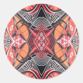 Sortilegio4 Round Sticker