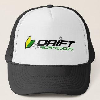 SOSHINOYA DRIFT BADGE 101 TRUCKER HAT