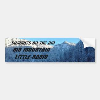 SOTA Bumper Sticker