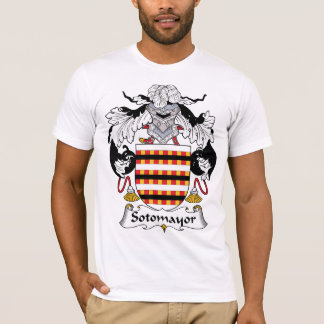 Sotomayor Family Crest T-Shirt