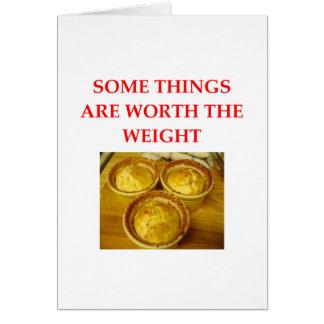 SOUFFLE GREETING CARD
