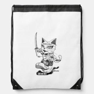 "Souji Okita ""Troupe Camelot"" (Souzi Okita Drawstring Bag"