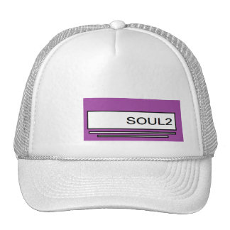 Soul2 Purple Cap