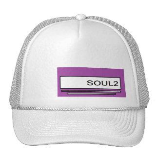Soul2 Purple Cap