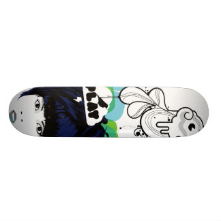 soul 21.6 cm skateboard deck