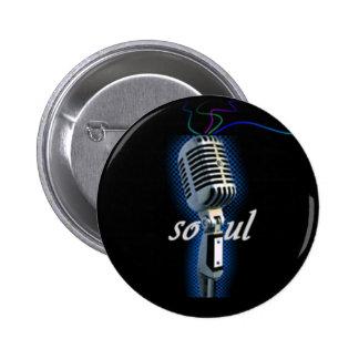 Soul 6 Cm Round Badge