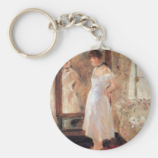 Soul by Berthe Morisot Keychains