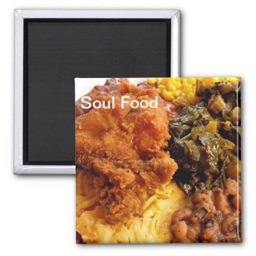 Soul Food Magnet