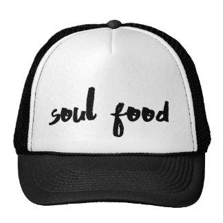 Soul Food Trucker Hat