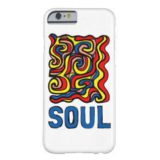 """Soul"" Glossy Phone Case"