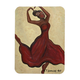 Soul in Motion Premium Flexi Magnet