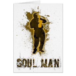 SOUL MAN CARD