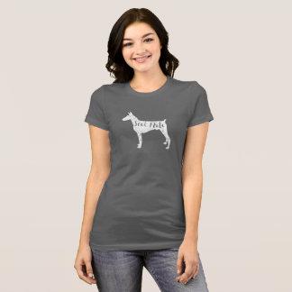Soul Mate Doberman T-Shirt Vintage Look
