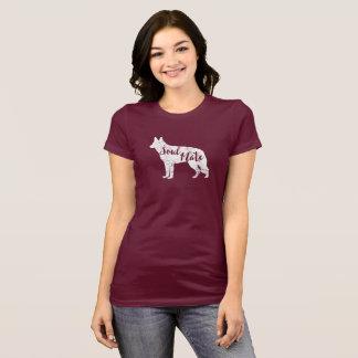 Soul Mate German Shepherd T-Shirt Vintage Look