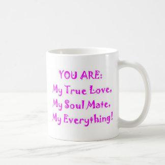 Soul Mate Poem Coffee Mug