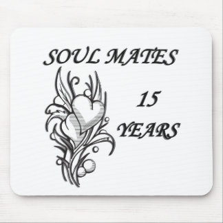 SOUL MATES 15 Years Mouse Pad