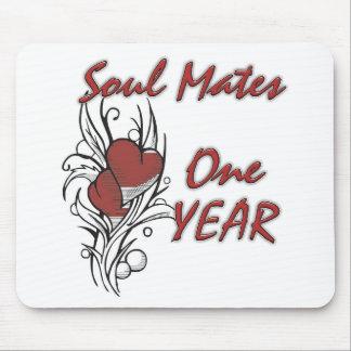 Soul Mates 1 year Mousepad
