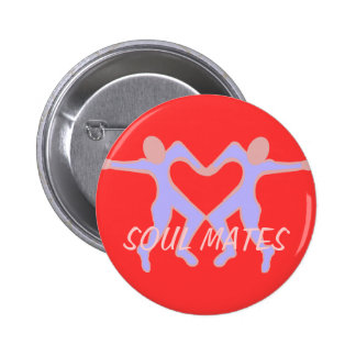 Soul Mates Button
