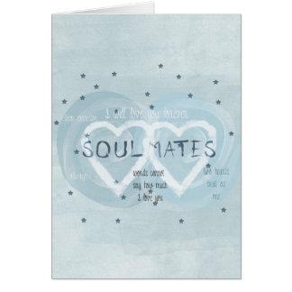Soul Mates Card