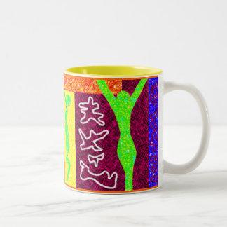 Soul Modern Art Coffee Mugs