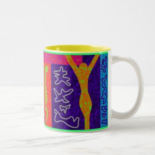 Soul ~ Modern Art ~ Coffee Mug