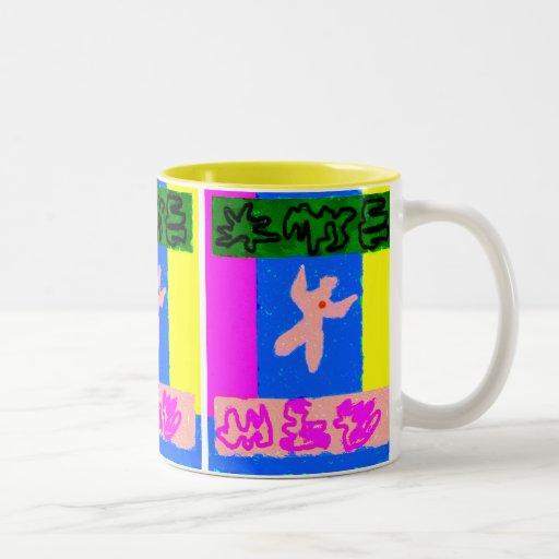 Soul ~ Modern Art ~ Mugs
