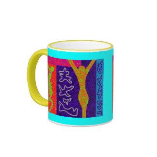 Soul Modern Art Mugs