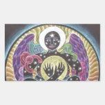 Soul Mother Rectangular Sticker