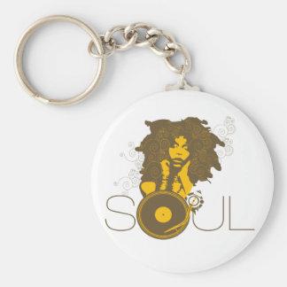 Soul Music Keychain