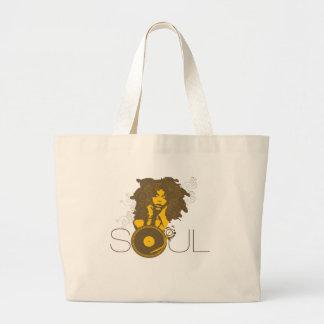 Soul Music Tote Bag