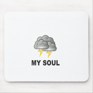 soul my storms mouse pad