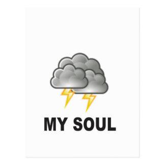 soul my storms postcard