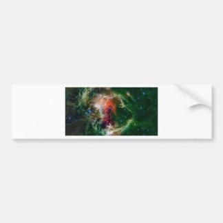 Soul Nebula a.k.a. Embryo Nebula Bumper Sticker