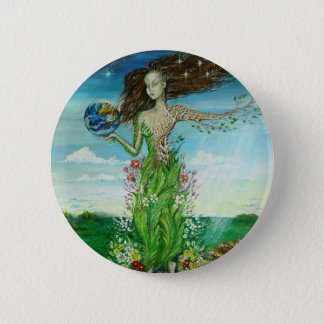 Soul of the Earth 6 Cm Round Badge