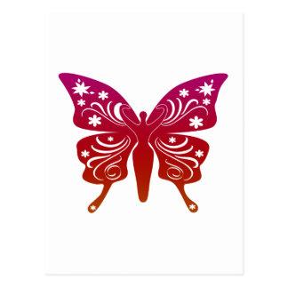 Soul Path Goddess Butterfly Postcard