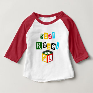 Soul Rebel Baby T-Shirt