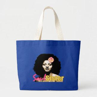 """""""Soul Sister"""" Tote Jumbo Tote Bag"""