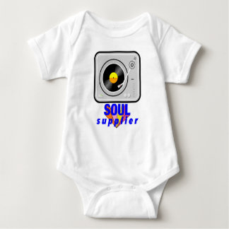 Soul Supplier Baby Bodysuit