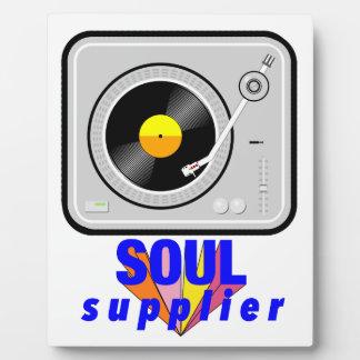 Soul Supplier Plaque