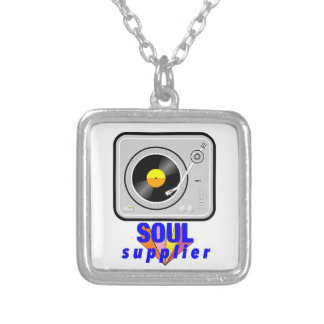 Soul Supplier Silver Plated Necklace