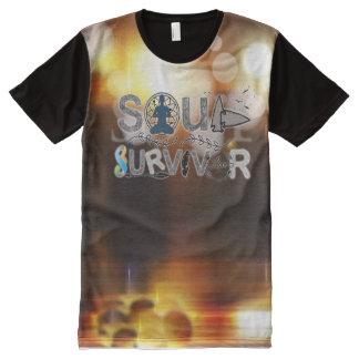 Soul Survivor III All-Over Print T-Shirt