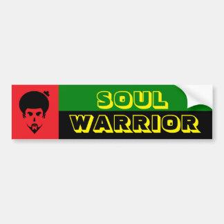 SOUL WARRIOR Bumper Sticker