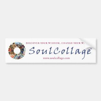 SoulCollage® Logo Bumper Sticker