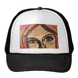 Soulful Eyes Cap