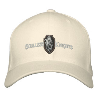 Soulless Knights Flex Fit Embroidered Baseball Cap