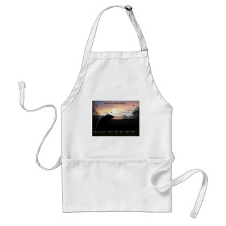"""Soulmates Stormy Weather""* Standard Apron"