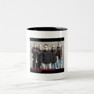 SoulSwitch band coffee mug