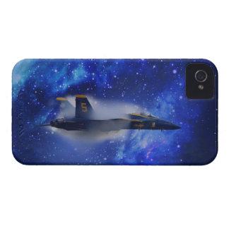 Sound barrier plane iPhone 4 case